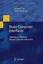 Brain-Computer Interfaces : Applying Our Minds to Human-Computer Interaction...