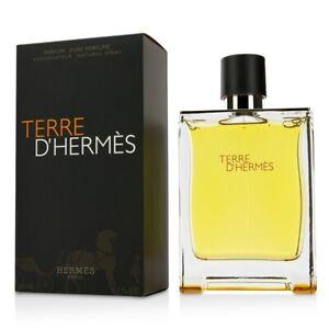 NEW Hermes Terre D'Hermes Pure Parfum Spray 200ml Perfume