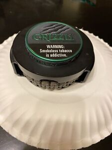 Grizzly Gauntlet Wintergreen Limited Edition Can Holder w/ Paracord RARE