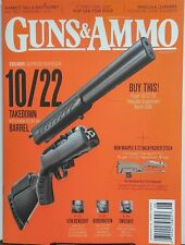 Guns & Ammo Aug 2017 Suppress Your Ruger 10/22 Takedown Barrel FREE SHIPPING sb