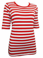 Evans Striped Other Women's Tops