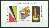 Sweden 1993 CEPT Europa MNH Block