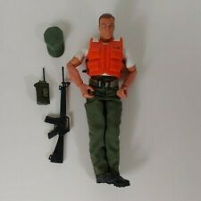 "Vintage Military GI JOE 11"" Inch 1:6 Scale Action Figure War - GF11"