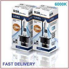 2 x D2R NEUF LUNEX XENON HID AMPOULE LAMPS compatible avec 85126 66050 66250 UB
