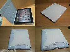 Funda completa iPad 2 y Soporte Horizontal Smart cover, protector pantalla