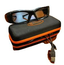 Pair of Samsung Compatible Rechargeable 3 Active 3D Glasses
