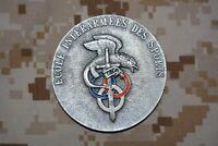 N°29 Médaille de table militaire armée Ecole Interarmées des Sports EIS