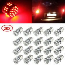 30PCS Red 1156 BA15S 1206 50-SMD Car Tail Backup LED Light Bulb 1141 1073 7506