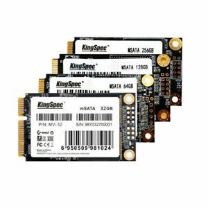 KingSpec 128GB 256GB 512GB 1TB mSATA MINI SATAIII 3D NAND SSD Solid State Drive