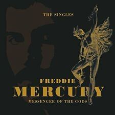 Freddie Mercury Messenger Of The Gods: The Singles Collection [Vinile] Cofanetto