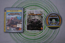 Motorstorm pacific rift platinum ps3 pal
