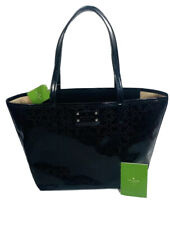 Kate Spade New York Small Harmony Metro Black Tote Shoulder Bag MSRP NWT $178