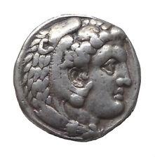 KINGS OF MACEDON, ALEXANDER III 'THE GREAT' AR TETRADRACHM ARADUS MINT (sc28)