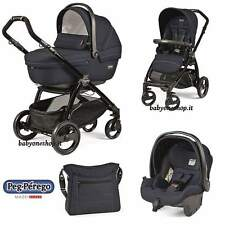 SUPER 2017 TRIO PEG PEREGO BOOK POP UP SILLA DE PASEO ASIENTO COCHE