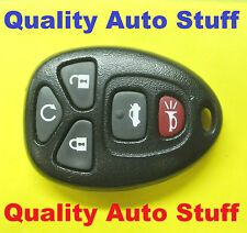 OEM GM Buick Chevy Pontiac Saturn Keyless Remote Fob KOBGT04A 22733524 5 Buttons