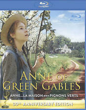 ANNE OF GREEN GABLES NEW BLU-RAY