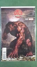 Age of Ultron #3 1:50 In-Hyuk Lee Red Hulk Variant *CB6