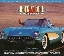 ROCK 'N' ROLL CLASSICS - 3 CD BOX SET - LITTLE RICHARD, DUANE EDDY & MANY MORE
