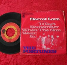 "Single 7"" The Fortunes - Secret Love"