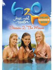 H2o: Just Add Water: Season 2 - 4 DISC SET (2013, REGION 1 DVD New)