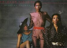 POINTER SISTERS SPECIAL THINGS [LP vinyl PLANET P9, 1980]