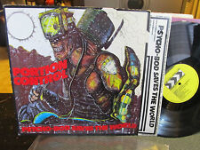 portion control psycho-bod saves the world '86 synth wave uk rare full album lp!