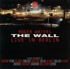 The Wall: Live in Berlin, 1990 [Remastered] by Roger Waters (CD, 2003, 2 Discs)