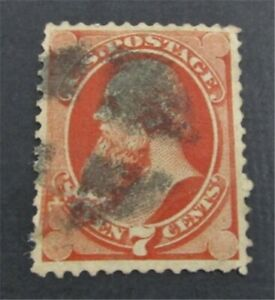 nystamps US Stamp # 149 Used $100        S24y218