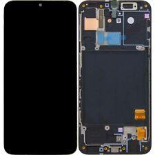 Pantalla Completa+marco NUEVO NEGRA Original Samsung Galaxy A40  ENVIO 24 H