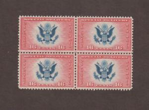 US,CE1,CENTER LINE BLOCK,MNH,VF,SPECIAL DELIVERY, COLLECTION