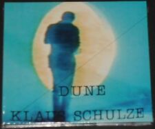 KLAUS SCHULZE dune GERMANY CD new sealed REISSUE tangerine dream ASH RA TEMPEL