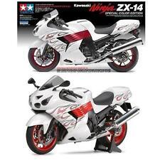 Moto Kawasaki Zx14 Special Edition kit plastica scala 1:12 Tamiya TA14112