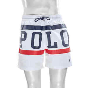 Polo Ralph Lauren Men's Polo Print Swim Trunk