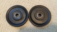 "PAIR Bowflex Ultimate 2 Single 4"" Pulley Works for many pulleys on Ultimate 2"
