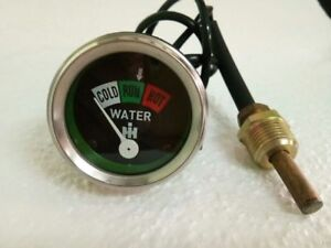 Water Temp Gauge 140 inches lead- IH Tractor