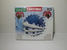 White Christmas Canzoni Musica di Natale NEW NUOVO SIGILLATO 2 CD