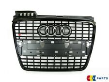 NEW GENUINE AUDI A4 B7 2005-2008 FRONT BUMPER S LINE MAIN CENTER GRILLE