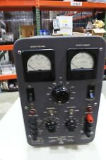 Antique Lambda Regulated Power Supply 50s In Their 0 500v 200ma Model 71