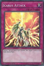 YU-GI-OH CARD: ICARUS ATTACK - SUPER RARE - WIRA-EN058 1ST EDITION