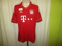 """FC Bayern München Original Adidas Heim Trikot 2011/12 """"-T---"""" Gr.M- L TOP"""