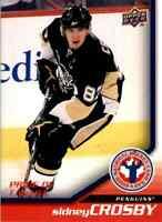 2008-09 Upper Deck National Hockey Card Day Sidney Crosby #HCD6
