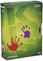 3 Dvd Box Set Cofanetto KIDS COLLECTION - SCUOLA DI VAMPIRI VOL. 1+2+3 nuovo