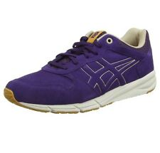 Asics Shaw Runner Unisex Adulti Low Top Scarpe Da Ginnastica UK 4.5