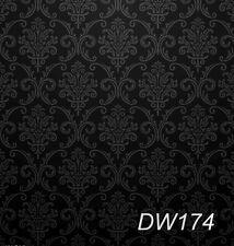 Retro Damask Wall Vinyl Photography Backdrop Background Studio Props 3X5FT DW174