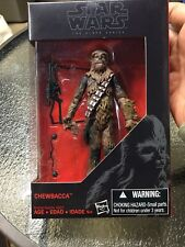 Star Wars The Black Series Chewbacca Exclusive Action Figure 3.75 Inches 2015