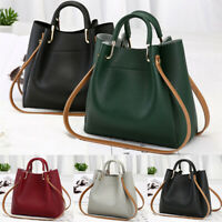 Women Lady Handbag Shoulder Bags Tote Purse Leather Messenger Hobo Bag Satchel