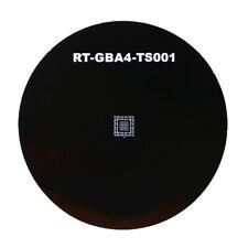 Negative Resolving Power Test Target Board USAF 25-100lp/mm for Instrument