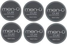 Men-U Clay 100ml x 6