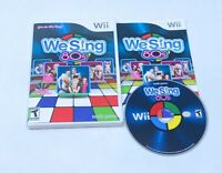 We Sing: 80s (Nintendo Wii) Very Rare OOP Complete w/Manual CIB FAST SHIPPING!!!
