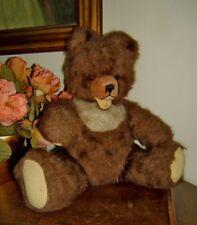 Alter Teddybär Steiff? Hermann? Clemens?